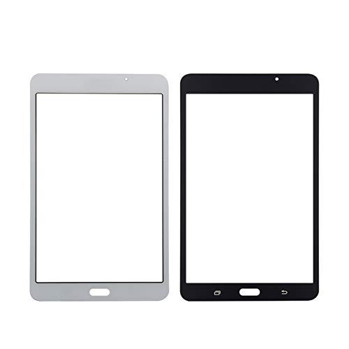 Kit de repuesto de pantalla para Samsung Galaxy Tab A 7.0 2016 T280 de 7 pulgadas, pantalla táctil LCD, panel exterior, kit de reparación de herramientas (color: blanco)