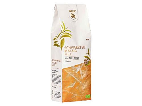 Gepa - Bio Schwarztee Loser Tee - Malzig Mild 250 g / DE-ÖKO-005