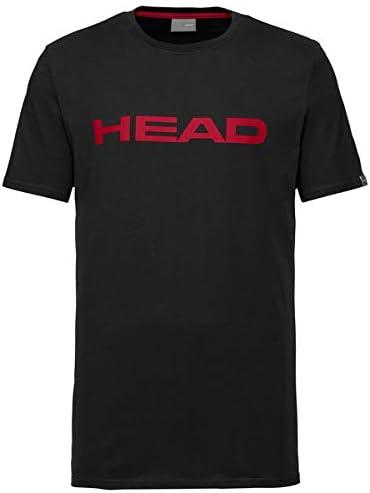 HEAD Unisex Kids Club Ivan T-Shirt Jr T-Shirt
