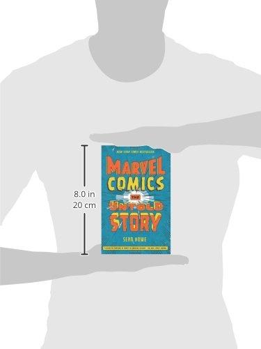 Marvel Comics: The Untold Story 3