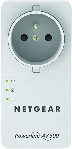 NETGEAR Powerline 500 PassThru 1-Port-Adapter (DE) (Generalüberholt)