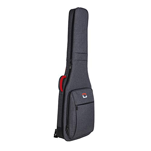 Crossrock Metro Series Gig Bag-Fits Precision or Jazz Style Bass Guitars (CRDG205BGR)
