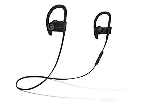 Powerbeats3 Wireless ワイヤレスイヤホン-Apple W1ヘッドフォンチップ、Class 1 Bluetooth、最長12時間の再生時間、耐汗仕様のイヤーバッド- ブラック