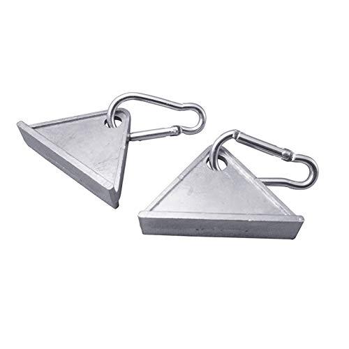 XIARUI Hook up 5pcs Metal de aleación de Aluminio Gancho de la suspensión Abrazadera del Clip for el año 2020 3030 4040 4545 Perfil de Aluminio Durable in Use. (Color : 40s)