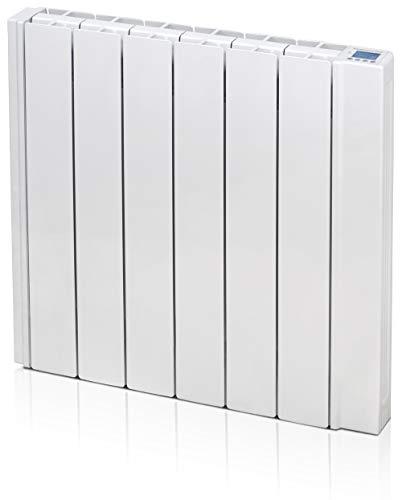 pequeño y compacto Gabarron – Radiador de calor líquido Ingenium RD6W compatible con Wi-Fi, Alexa, Google Home …