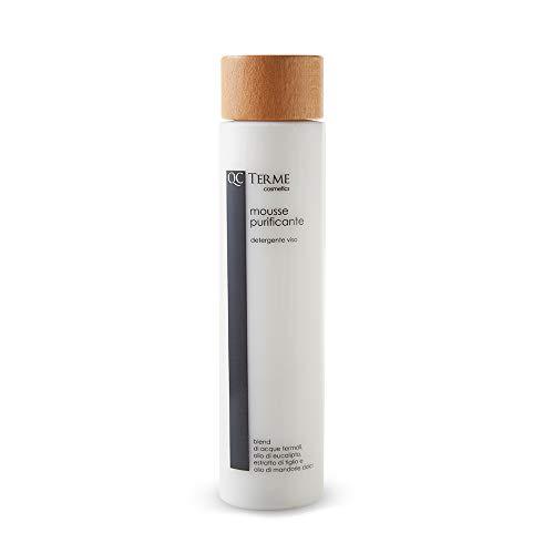 Qc Terme Cosmetics Mousse Purificante - Detergente Viso - 200 ml
