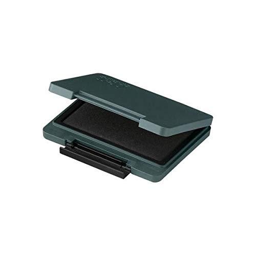 シヤチハタ 強着スタンプ台 タート プラスチック用 大形 黒 ATPN-3-K