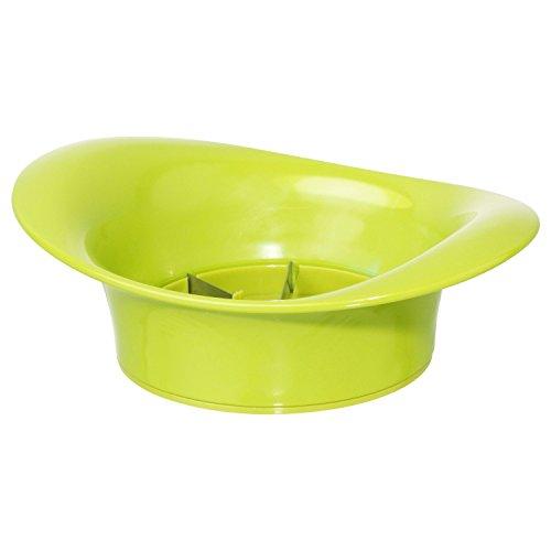 Ikea 5x SPRITTA–Apfelteiler, grün