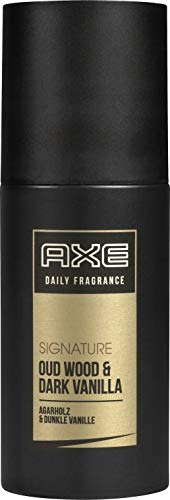 Axe Daily Fragrance Eau de Toilette Parfum-Spray Signature, 1er Pack (1 x 100 ml)