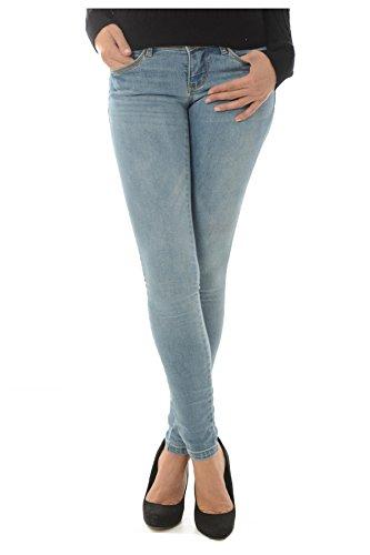 ONLY Damen Jeans Hose onlCORAL SL SK BJ11049 superlow skinny hellblau (W29/L32)
