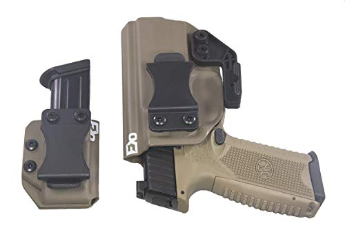 FDO Industries IWB Kydex Holster Compatible with FN 509...
