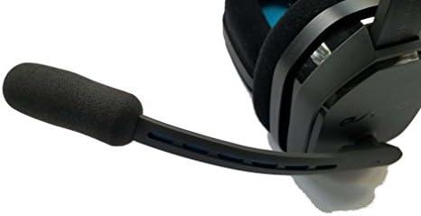 ienza Microphone Wind Pop Filter WindScreen Mic Foam for AstroA10 A10 Headsets product image