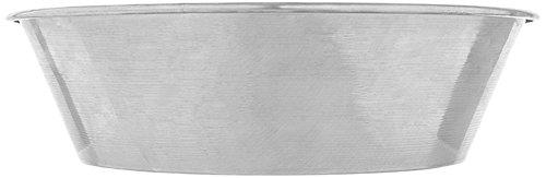 HABI 681 Tortiera Extralta, Alluminio, Grigio