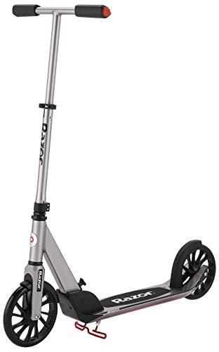 Razor A5 Prime Premium Kick Scooter  Gunmetal Grey