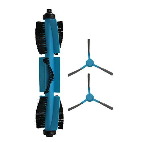 Senmubery Brosse principale latérale de rechange pour robot Cecotec Conga 3090