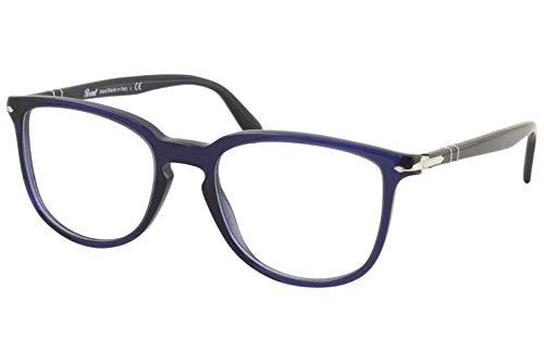 Persol Gafas de Vista GALLERIA PO 3240V BLUE 52/19/145 unisex