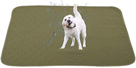 Millie Mats Washable Super Size Absorbent Protector for Floor Sofa Car Bed Crate Use in Housebreaking product image