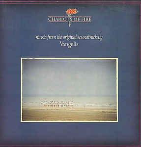 Chariots of fire  soundtrack 1981 J  / Vinyl record [Vinyl-LP]