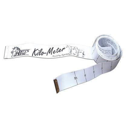 Esposita Kilo-Meter Maßband zur Gewichtsbestimmung bei Pferden und Ponys