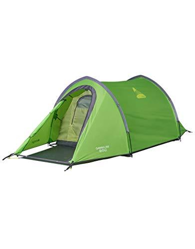 Vango Gamma 200 Tent, uniseks, volwassenen, campingtent, camping, Apple Green, 2 personen