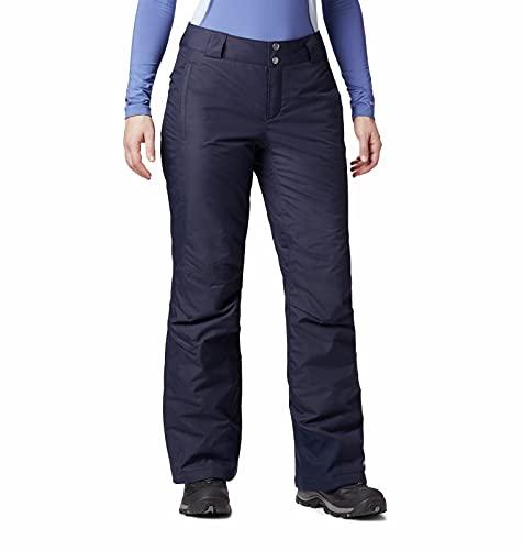 Columbia Bugaboo Oh Los Pantalones De Esquí Térmicas, Mujer, Dark Nocturnal, XL R