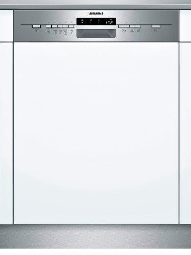 Siemens SX56N594EU teilintegrierbarer Geschirrspüler/A++ A / 14 Maßgedecke / 42 db/Edelstahl