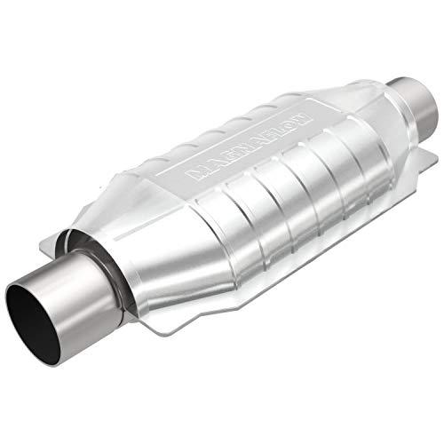 MagnaFlow HM Grade Federal/EPA Compliant Universal Catalytic Converter 99004HM