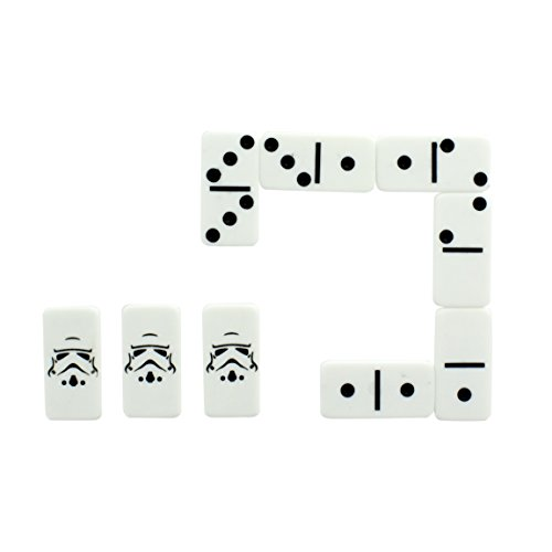 Paladone Storm Trooper Star Wars Galactic Empire Dominosteine in Sammlerdose