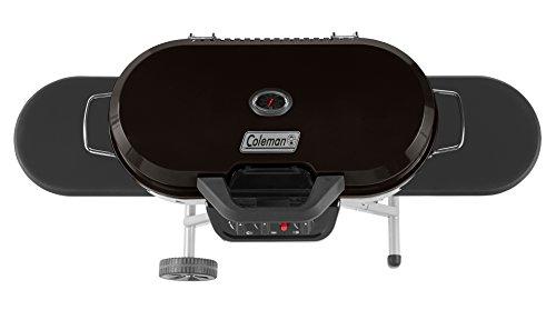 Coleman Gas Grill | Portable Propane Grill | RoadTrip 285 Standup Grill, Black