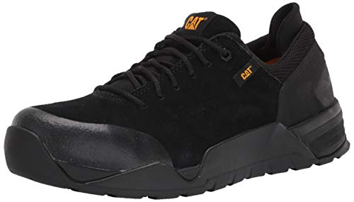 Caterpillar Men's Sprint Suede Alloy Toe Sneaker