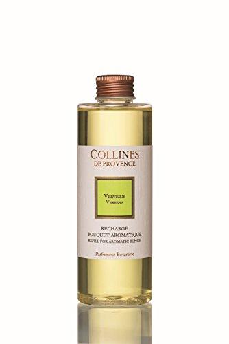 Collines de Provence - Nachfüllflasche für Duftbouquet/Duftdiffusor 'Eisenkraut' (Verveine) 200 ml