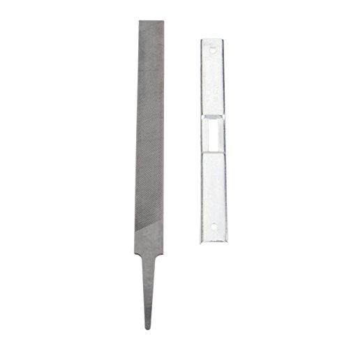 Hicello Flat File+Saw Chain Sharpener Depth Gauge for General Chainsaw STIHLs Raker