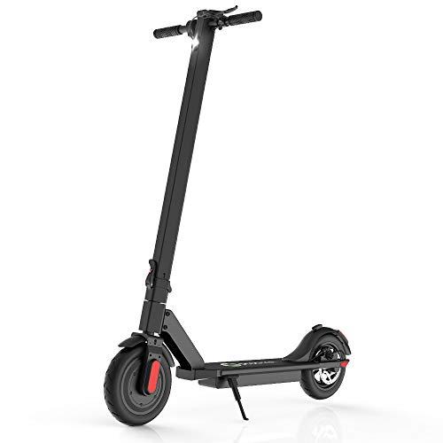 M MEGAWHEELS Trottinette Electrique,Scooter Electrique Pliable avec Pneu de 8,5 Pouces, 2 Vitesse avec Vitesse Maximale 25 km h, Autonomie de 22KM pour Ados Adultes - Charge Maximale de 120KG