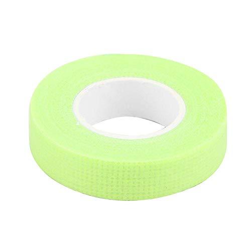ANGGREK 2 Rolls Eyelash Tape Respirable Eyelashes Extension Tape with Holes Makeup Tool(Vert)