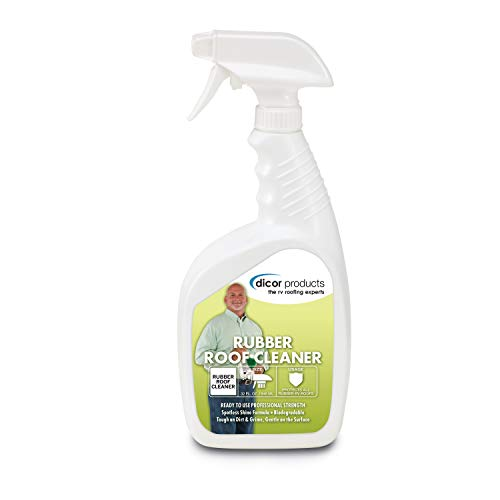 Dicor Corporation RP-RC320S Rubber Roof Cleaner 32oz