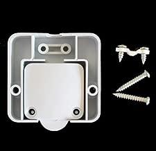 Schrankschalter Schrank Schalter Türschalter Taster Druckschalter grau schwarz