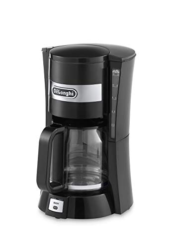Delonghi ICM15210.1 Filter Coffee Maker in Black