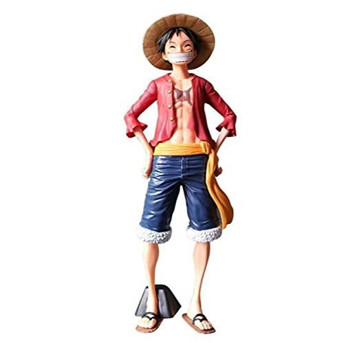 One Piece Figura Luffy, Funko Pop One Piece Colección de Anime Modelo de Juguete Anime Figure...