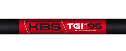 "KBS TGI Tour 95 Graphite Iron Golf Shaft .355 Taper (Choose Length) (39.0"" 3-Iron)"
