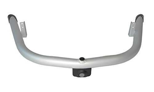 Croozer Unisex– Erwachsene Kinderanhänger Fahrradanhänger, schwarz, 1size