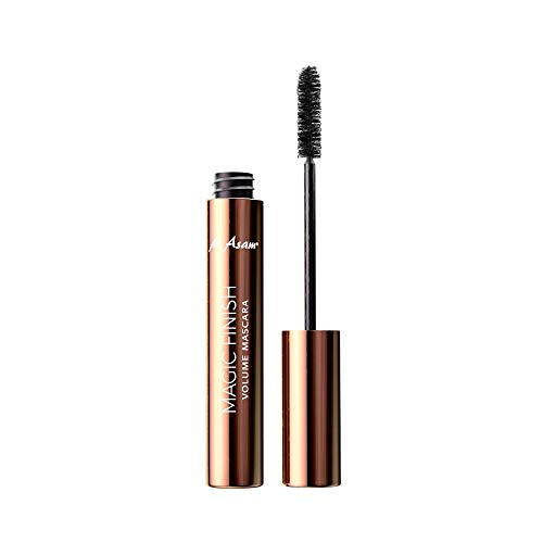 M. Asam - MAGIC FINISH Volume Mascara 10ml für mehr Volumen, Länge, Definition & intensive Farbe