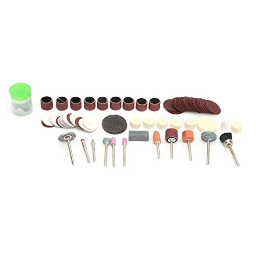 105 piezas de accesorios de amoladora eléctrica herramientas de pulido de proceso de punto caliente de alta frecuencia