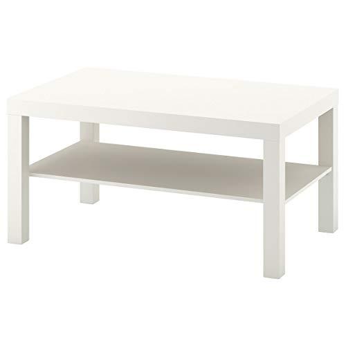 Tavolino LACK 90x55x45 cm bianco