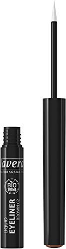 Lavera Bio Liquid Eyeliner -Brown 02- (2 x 2,80 ml)
