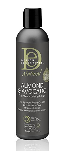 [category] Design Essentials Natural Daily Hair Moisturizing Lotion -Moisture