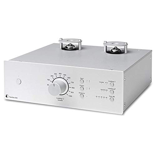 Pro-Ject: Tube Box DS2 Phono Preamp - Silver