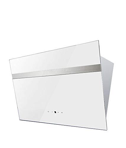 PKM S20-60AWTZ Wandhaube/Metall/Weiß / 60 cm/LED-Beleuchtung