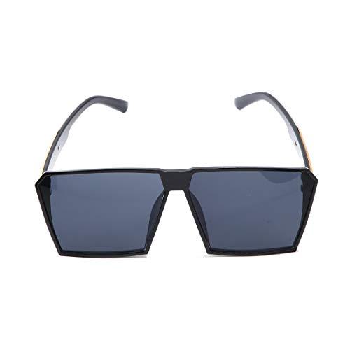 Mode Frau Mann Sonnenbrille Beliebte Übergröße Brille Anti Ultraviolett Brillen Großen Rahmen Für Strand Meer Reise