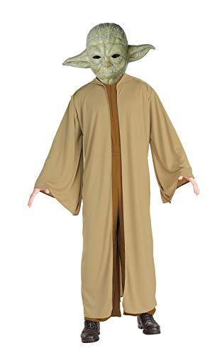 Rubie's Offizielles Disney Star Wars Yoda-Kostüm für Erwachsene