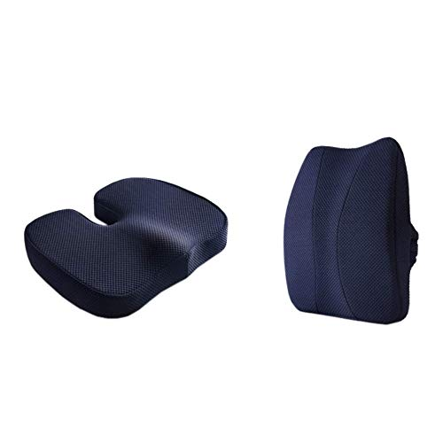 NCRD Hemorrhoid Treatment Cushion, Prostate Pillow, Pregnancy, Post Natal, Bed Sores, Coccyx, Sciatica, Ultra Premium Comfort Foam